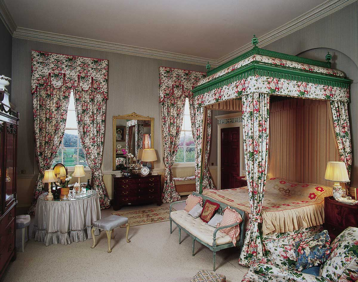 Newby Hall's South Bedroom
